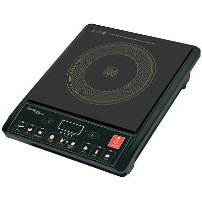 NEW Black Digital Induction Cooker - HealthyChoice,Small Appliances