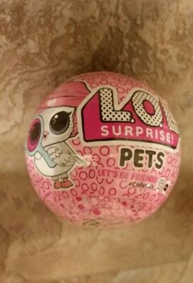 1 LOL SURPRISE PETS SERIES EYE SPY 7 SURPRISES Large ball