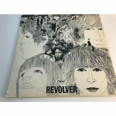 "The Beatles ""Revolver"" Vinyl Record LP Album SW-2576"