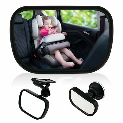 Car Seat Cover Baby Mirror Back for Infant Child Toddler Rear Ward Safety View