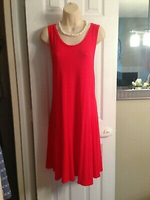 8807eaa02553 OLD NAVY XL Red swing dress! - $14.99 | PicClick