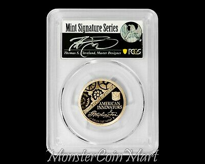 2018-S American Innovation Dollar PCGS PR70DCAM FIRST STRIKE - ONLY 10 EXIST!!