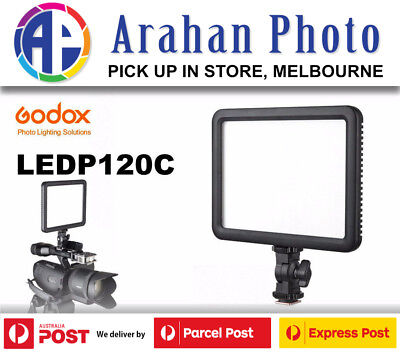 Godox LED Interview Video Light P120-C Color Changeable LED Lighting