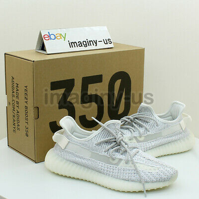 f4df6e12aa145 adidas EF2367 YEEZY BOOST 350 V2 STATIC 3M REFLECTIVE STATIC IN HAND