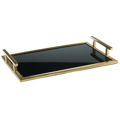 NEW Ada Glass Tray - Linen House,Kitchen & Butler Trays
