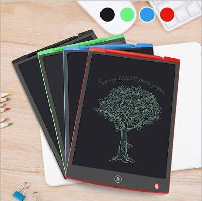 "8.5''/12"" LCD Electronic Writing Tablet Digital Drawing Handwriting Pad Gift"