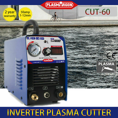 IGBT Inverter ICUT60/60 Pilot Arc Air Plasma Cutter Machine Combination 230V DIY