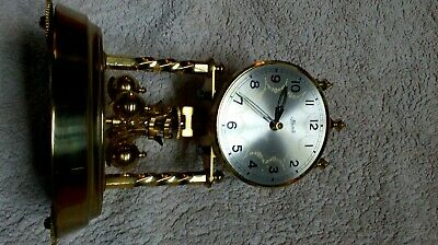 Hermle 400 Day Torsion Dome Clock