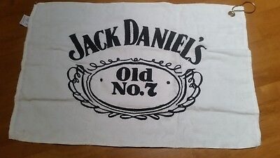 Jack Daniels collectable Golf Towel SA03