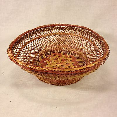 Cheap Price Dai Ethnic Handmade Hand-woven Bamboo Basket Goods Of Every Description Are Available Collectibles