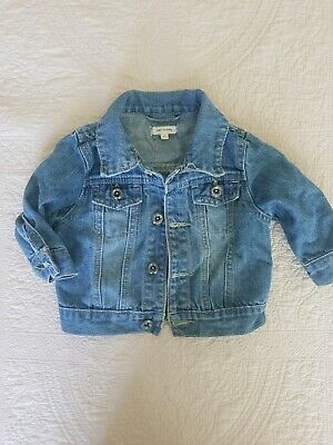 Cotton On Kids Denim Jacket size 0