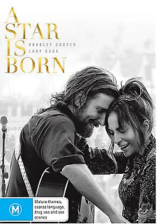 A Star Is Born (DVD, 2019)Australian stock