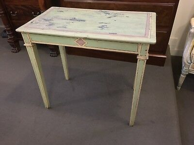 Neo Classical Style Provincial Occasional Table