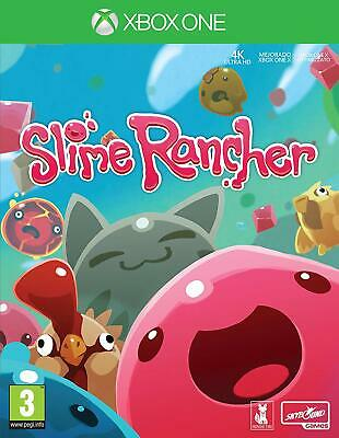 Slime Rancher Xbox One NEW SEALED DISPATCHING TODAY ALL ORDERS PLACED BY 2 PM