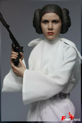HOT FIGURE TOYS FIRE 1/6 Star Wars New hope Leia Organa Solo NEW