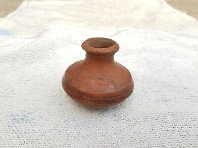 1920s Vintage Old Handmade Terracotta Water Pot