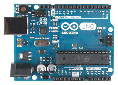 ARDUINO Compatible UNO R3 ATmega328P ATmega16U2 Board with USB Cable and wires