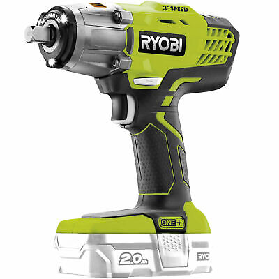 Ryobi R18IW3-0 18V ONE+ Cordless 3  (Comes with brand New  2.0 Ah Battery)