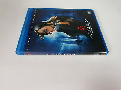 blu-ray AEONFLUX AEON FLUX Charlize THERON