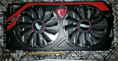MSI AMD RADEON R9 280X GAMING 3G TwinFrozr (3072 MB) (V277-053R) Graphics  Card