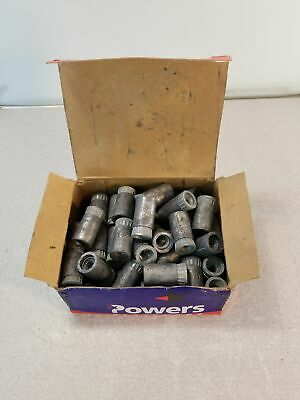 "Powers Fasteners 09240 1/2""-13 Calk-In Anchor, 50ct. Box"