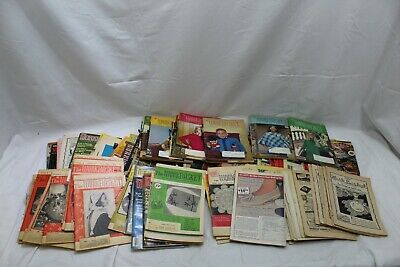 Vintage Lot 75+ Workbasket Magazines 1950's to 1990's