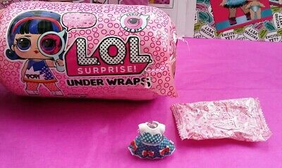 LOL Surprise Doll KANSAS Q.T Under Wraps Series Wave 1 Napping NEW Mostly Sealed