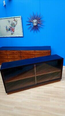 Gordon Russell Rosewood Mid Century Bookcase
