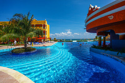 Timeshare at the Royal Haciendas in Playa del Carmen, Mexico!