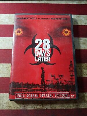 28 Days Later Full screen Special Edition DVD