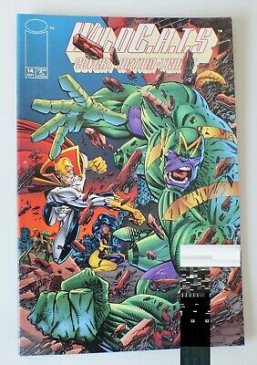 WIldcats - Covert Action Teams - Issue # 14 - Image Comics - 1994 - NM/VF (956)