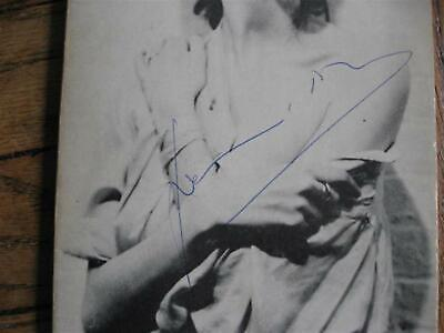 Rare Signed First Edition Witt By Patti Smith 1973 Gotham Book Mart