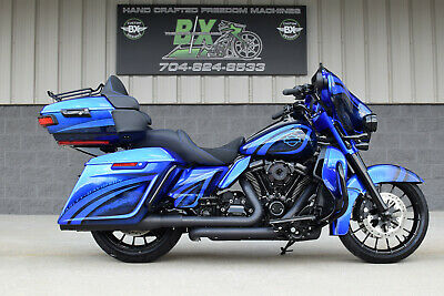 2019 Harley-Davidson Touring  2019 ULTRA LIMITED LOW CUSTOM $16K IN XTRA'S! 1 OF A KIND!! STUNNING PAINT JOB!!