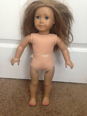 American Girl Doll Needs TLC For Parts Or Repair