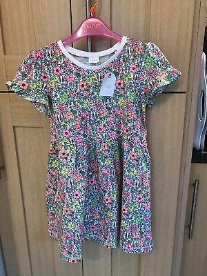 Bnwt Next Girls Summer Dress Age 12-18 Months