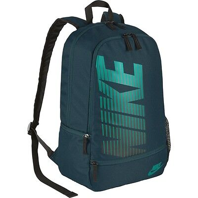 NIKE CLASSIC NORTH Backpack Midnight Turquoise Ba4863 021