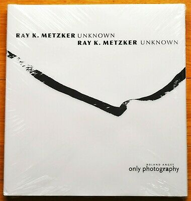 Ray K Metzker - Unknown - 2018 Limited Edition 1/333 Rare Only Photography Mono