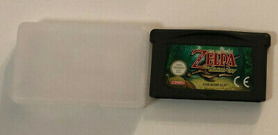 Gameboy Advance (GBA) // The Legend Of Zelda: The Minish Cap