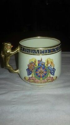 commemorative mug edward v111