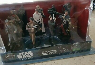 Star Wars Rogue One Deluxe 10 Figurine Set