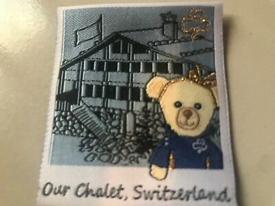 Girl Guides / Scouts Our Chalet Switzerland 2