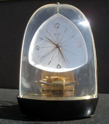 RARE Kundo Kieninger Obergfell Electronic Triangular Clock Made in West Germany