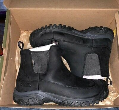 d617a65546e KEEN BLACK RAVEN Anchorage Boot III WP Men's Hiking Boot. Size 12.