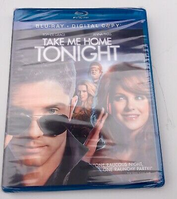 Take Me Home Tonight (Blu-ray Disc, 2011, 2-Disc Set, Includes Digital Copy)