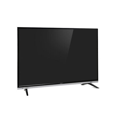 "Devanti 49"" Inch Smart LED TV 4K UHD HDR LCD LG Screen Netflix Black"