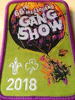 Girl Guides / Scouts - Gang Show 2018
