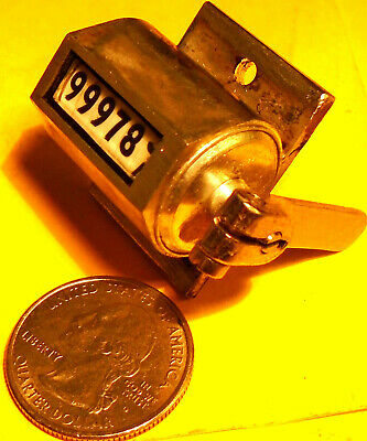 Vintage N.O.S. COUNTER MADE BY E.N.M