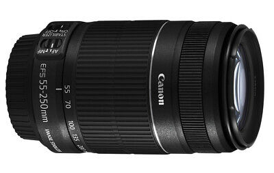 NEW Canon EF-S 55-250mm f/4-5.6 IS II Lens 8546B002