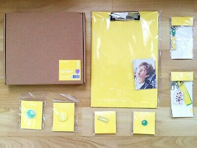 OFFICIAL 100% AUTHENTIC BRAND NEW SEALED 방탄소년단 2018 BTS Exhibition [오, 늘] MD