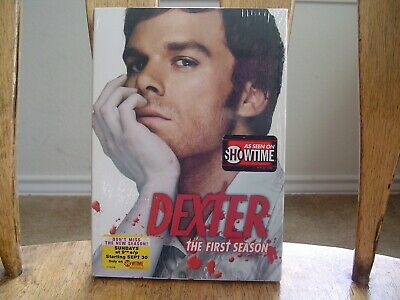 Dexter Season 1 DVD Pre-Owned Like New Condition Clean